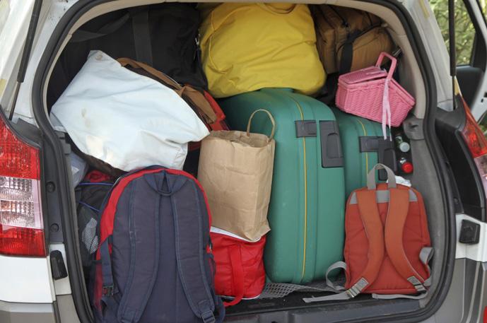 Dicas de como guardar suas bagagens no carro | Azul Seguros