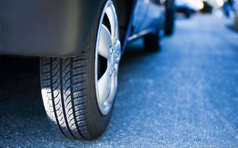 Cambagem dos pneus