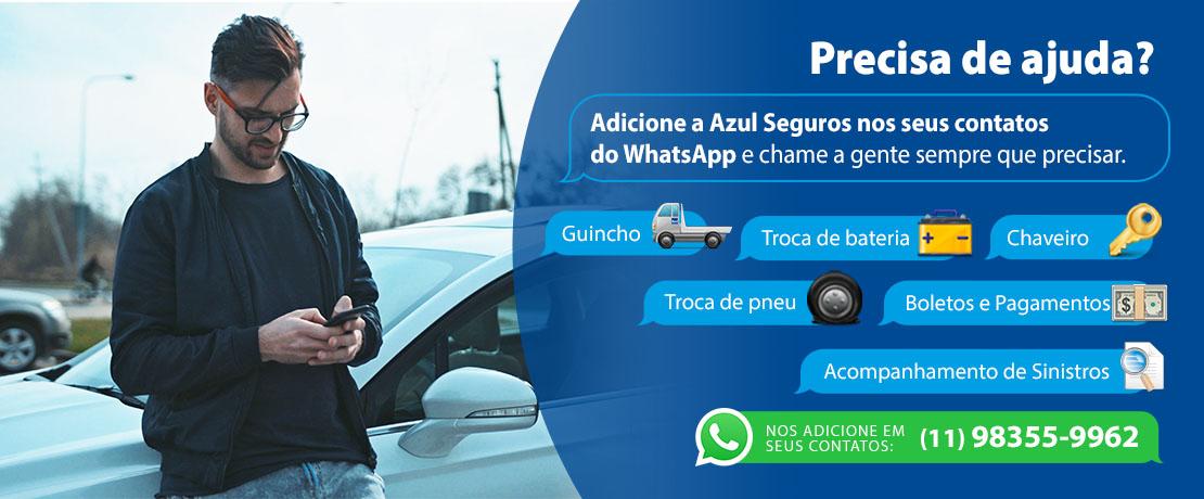 """<h1><span style=""""color: #ffffff;"""">WhatsApp Azul Seguros</span></h1>"""