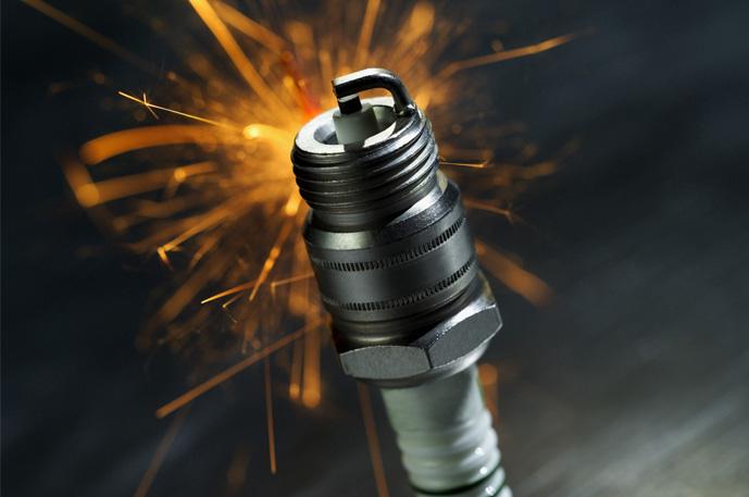 Troca de velas e dos cabos de ignição