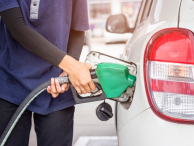 Consumo de combustível do carro